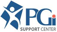 PGi Support Center